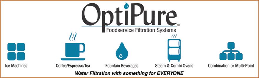 Optipure Filtration Redsun 808 Coffee Machine Services